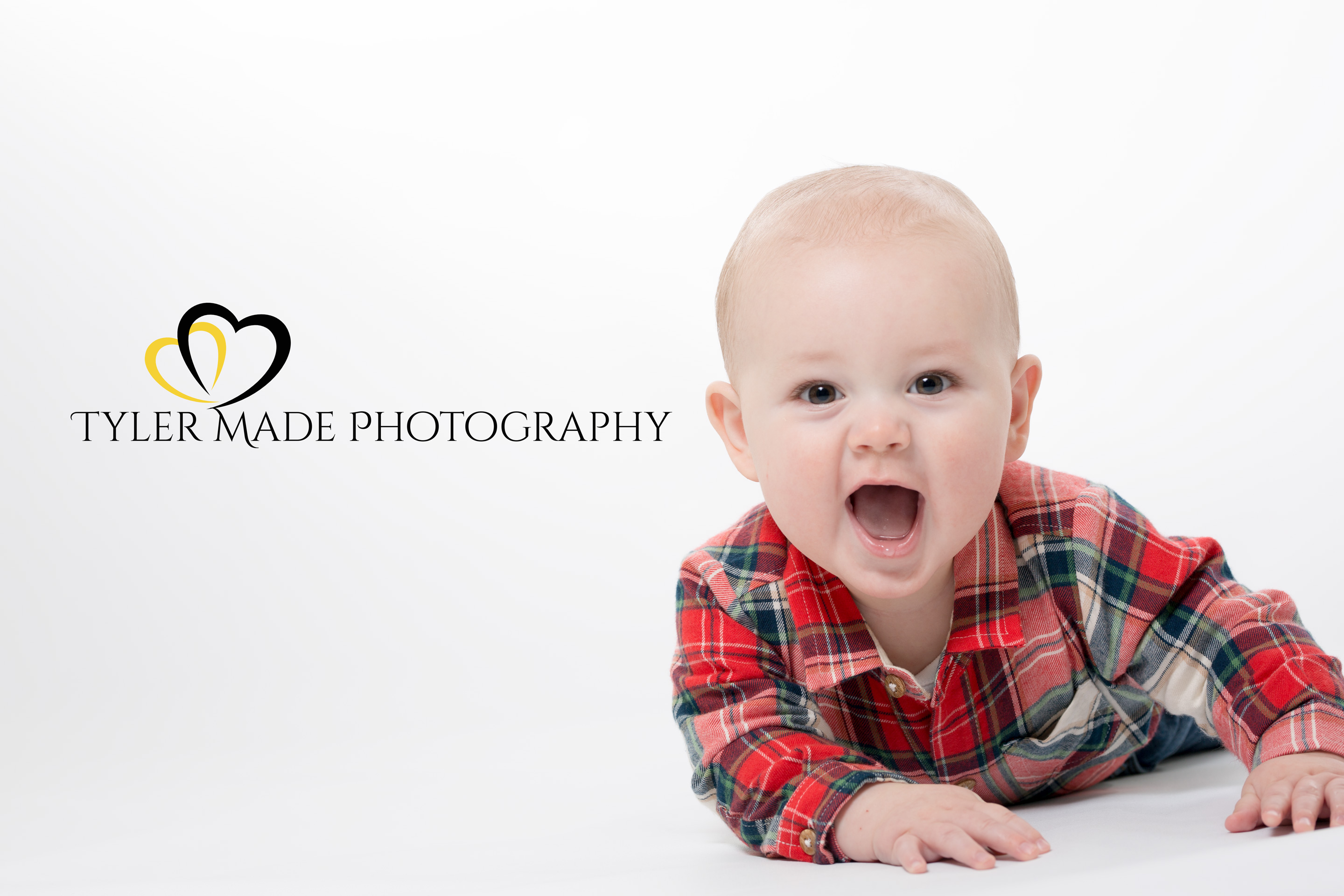 Baby laughing in Bexley during a Kent Family Photography with TylermadePhotography