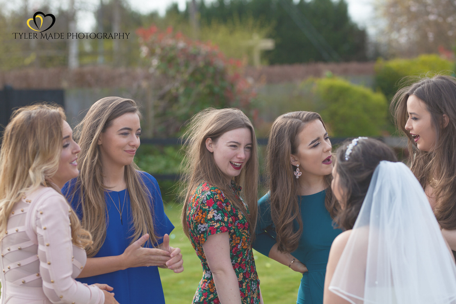 Wedding Guests chatting The Barn, Upchurch Wedding Venue by Kent Wedding Photographer Tyler Made Photography