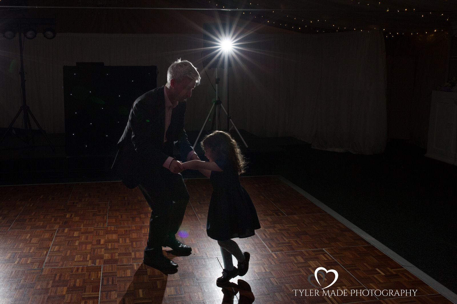 Dancing at The Barn, Upchurch Wedding Venue by Kent Wedding Photographer Tyler Made Photography