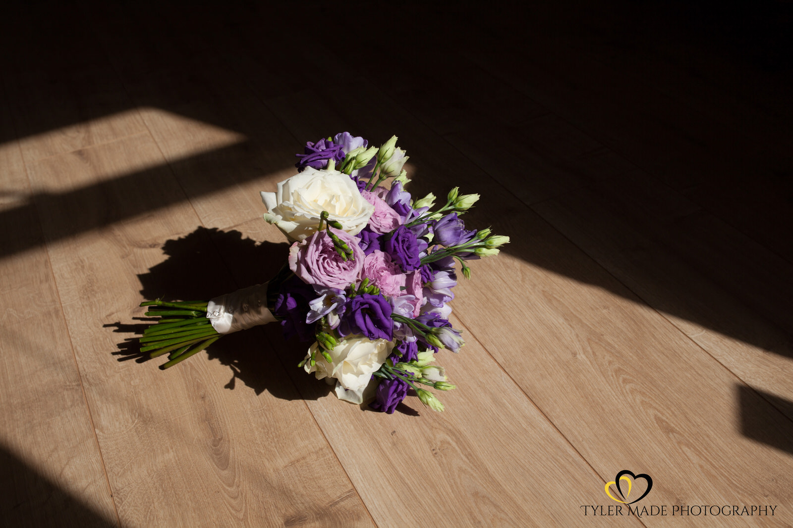 Brides Flowers for Wedding at The Barn, Upchurch Wedding Venue by Kent Wedding Photographer Tyler Made Photography