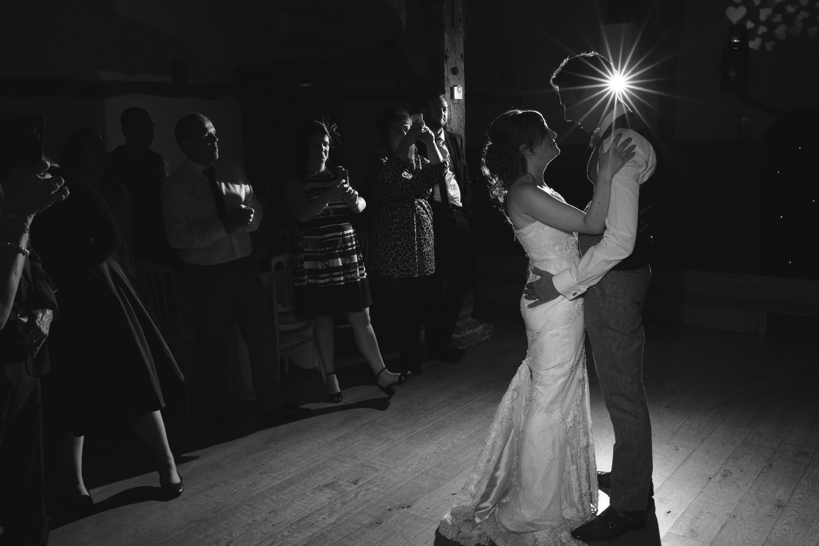 The First Dance at Winters Barn by Tyler Made Photography