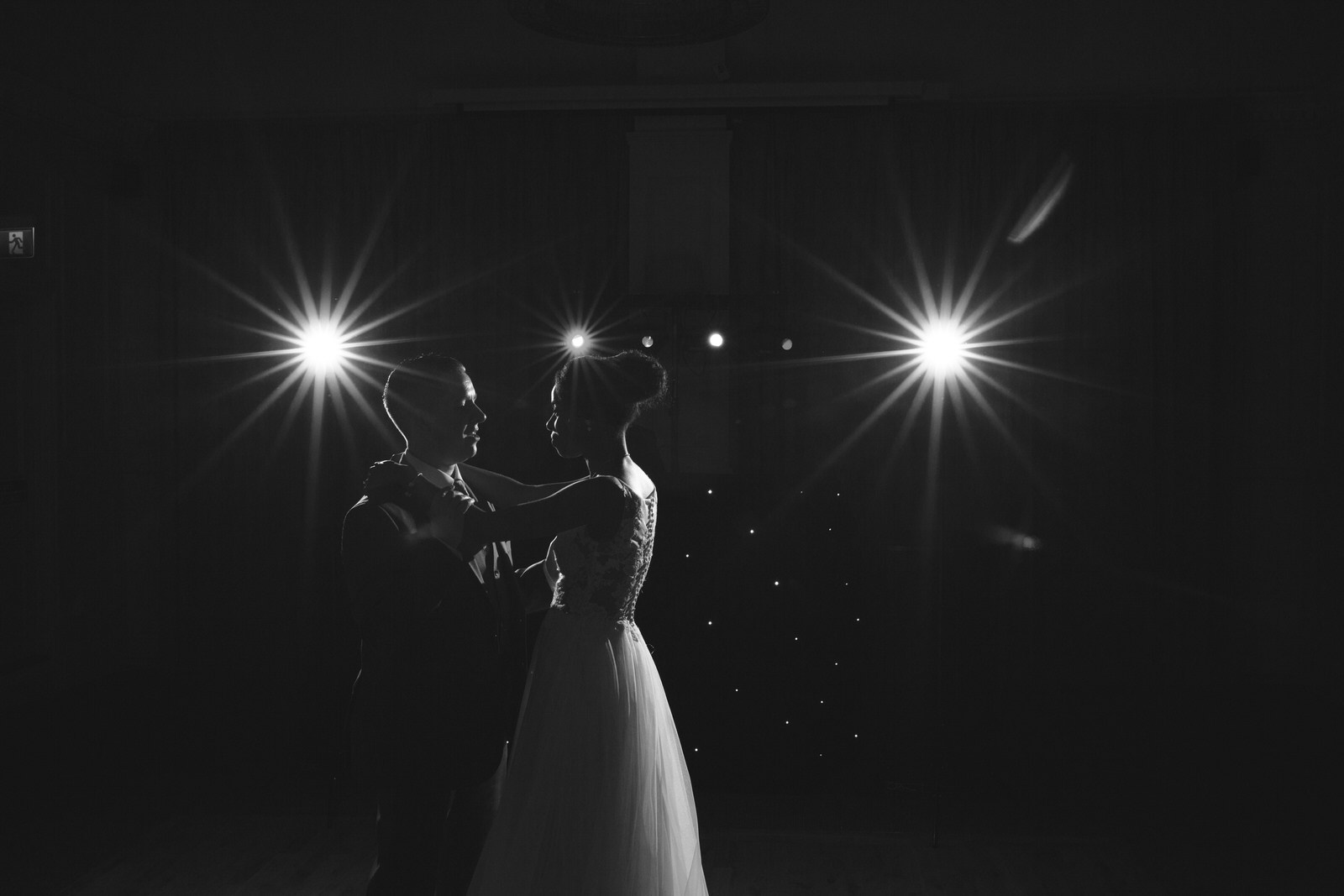Bride and Grooms first dance by Tyler MAde Photography