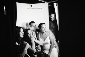Reportage style Photobooth shot by Bexley Wedding Photographer Tyler Made Photography