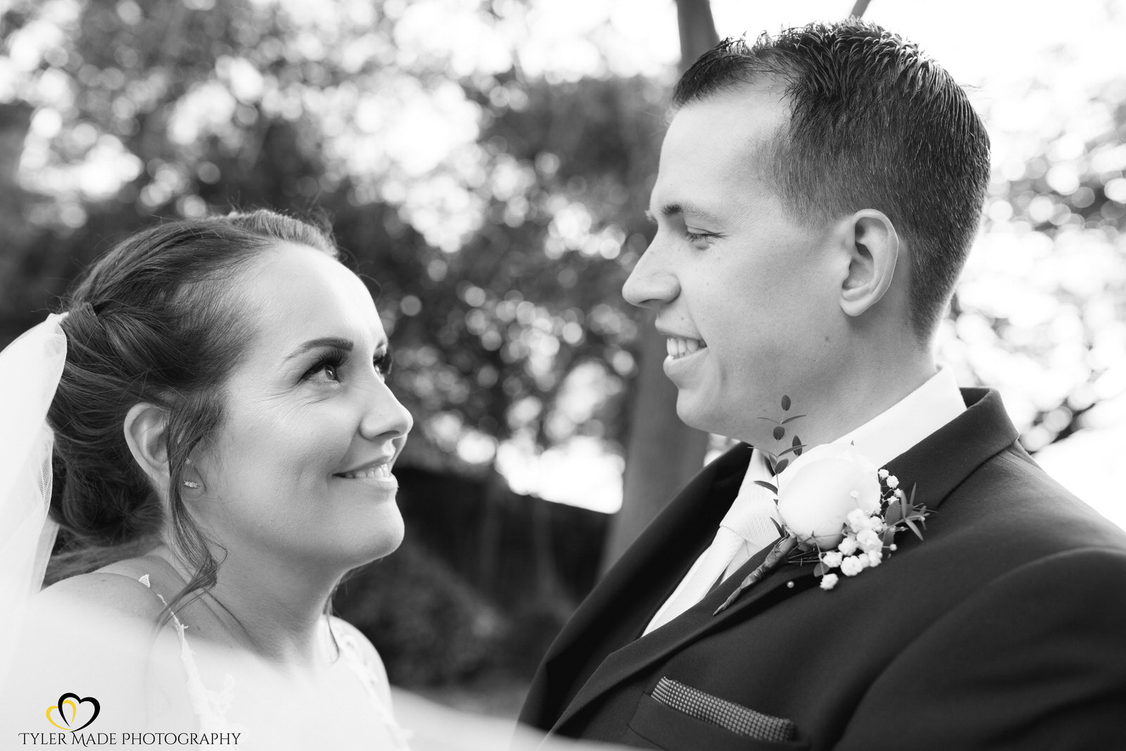 Bride and Grrom posing at Tudor Barn, Eltham - Bexley Wedding Photographer Tyler Made Photography